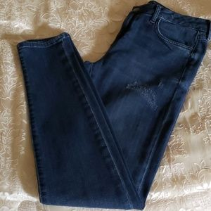 Forever 21 Distressed Skinny Jean's, 30
